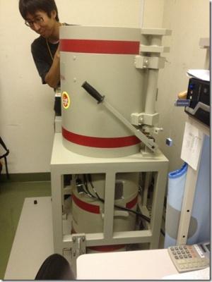 ゲルマニューム半導体検出器